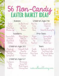 easter candy for toddlers 56 non candy easter basket ideas for kids living