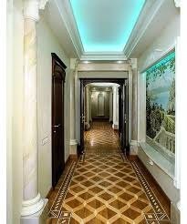 crown molding lighting tray ceiling crown molding for indirect lighting shown with teal led