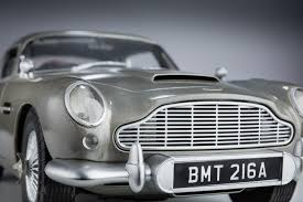 aston martin classic james bond james bond goldfinger aston martin db5