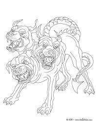 mythology coloring page source greek pages pdf sheets god hades