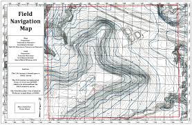 Magnetic Declination Map Field Methods 2013 Field Activity 6 Navigation With A Map And