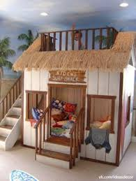 Beds For Kids Rooms by Decorating A Vacation Home With Creatively Themed Rooms Bunk Bed