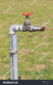 Water Faucet On Fire Old Faucet Old Rusty Water Tap Stock Photo 232319791 Shutterstock