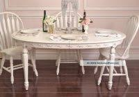 shabby chic dining room table archives tjihome