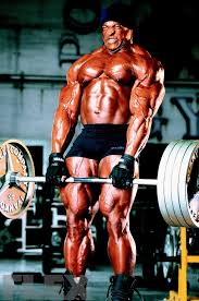 Ronnie Coleman Bench by 40 Best Olympian Ronald