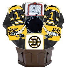 nhl boston bruins cookie bouquet cookies by design