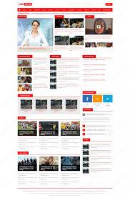 news psd website template webbytemplates com