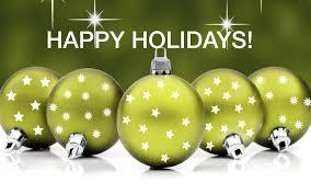 happy holidays ecobrite services