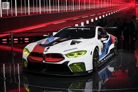 bmw supercar m8 bmw m8 gte at iaa 2017 all information and sound video