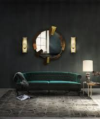 Wall Mirrors For Living Room by The Most Beautiful Wall Mirror Designs For Your Living Room