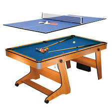 Folding Table Tennis Table Bce Folding Pool Table With Table Tennis Top Bishopsport Co Uk