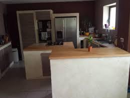 cuisine a monter cuisine d ete en beton cellulaire monter soimme une