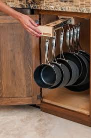 kitchen pan storage ideas 229 best organize images on home storage ideas and