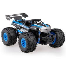 Crazon 1 18 2 4g 2wd Electric Monster Truck Off Road Vehicle Rtr