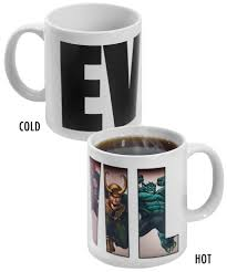 marvel heat change mugs good vs evil revealed with beverages