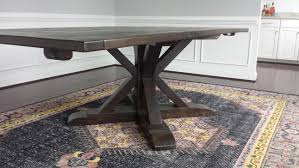 reclaimed barnwood dining tables picking the right table