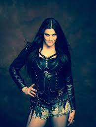 Floor Jansen My Top 10 Favorite Female Vocalists Metal Amino