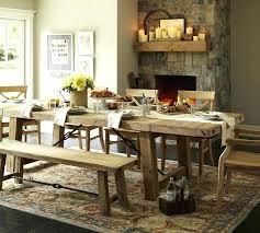 pottery barn farm dining table pottery barn rustic table rectangular dining table pottery barn