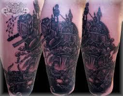 warhammer 40 000 by state of art tattoo on deviantart