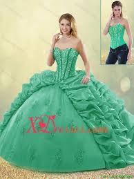 vestidos de quinceanera hot sale turquoise vestidos de quinceanera with brush for 2016