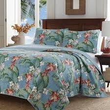 Tommy Bahama Rugs Outlet by Tommy Bahama Southern Breeze Water Blue Quilt Set Tropical Tommy
