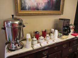 Kitchen Coffee Bar Ideas Coffee And Tea Station For A Party Party Ideas Pinterest
