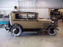 Big Car Garage by 30 U0027 Model A Sedan Big Oak Garage
