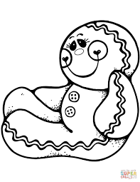 gingerbreadman coloring page 17 coloring pages cool manga cover ppgz by karo0lina on
