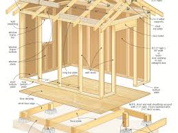 Roof Framing Pictures by Roof How To Build A Shed Roof Building Shed Roof Rafters Awesome