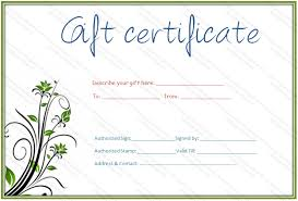 free gift cards online free printable gift certificates free gift certificate template