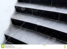 Black Granite Staircase Stock Image Image Of Dirty Space 72969057