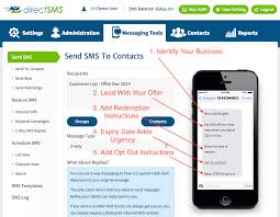 35 Websites To Send Text - how to create the best sms offers directsms
