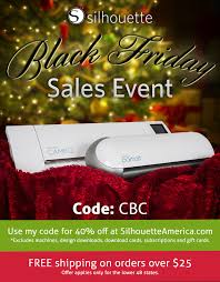 2014 silhouette black friday deals