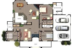 modern home design layout interior design