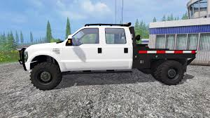 84 Ford Diesel Truck - f 350 diesel for farming simulator 2015