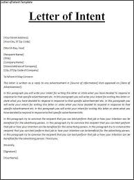 sample letter of intent to lease 10 business letter of intent
