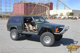 baja jeep cherokee taking indestructible to the next level jeep cherokee xj