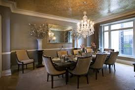 dining room idea décor your dining room with mirror in artistic manner interior