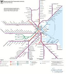 Mbta Map Commuter Rail by French Hill Winchester About Winchester