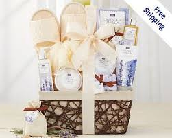 spa gift basket spa gift baskets at wine country gift baskets