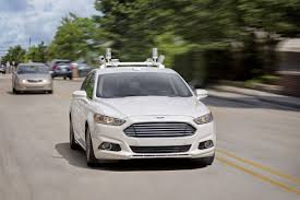 ford will build an autonomous car without a steering wheel or
