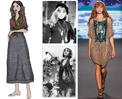 bohemian fashion even in fashion history repeats itself