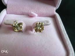 rositas earrings earrings gold diamond view all ads available in the philippines