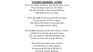 Boy Scout Flag Raising Ceremony Script Etowah Valley Young Marines Ppt Video Online Download