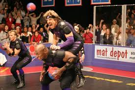 Dodgeball Movie Memes - the greatest dodgeball move of all time player s somersault more