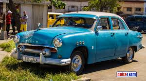 opel cars 1960 ford cars in cuba custom line from 1951 cuba autos org