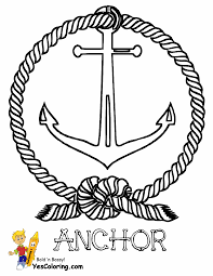 seas pirate ship coloring pages anchor theotix
