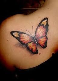 Flower Butterfly Tattoos 01 Tattoos I On Fairies Butterfly Tattoos