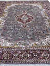 gray rugs home decor hand knotted rug 10 u0027 x 14 u0027 persian design