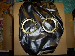 Halloween Costumes With Gas Mask by How To Make A Diy Costume Gas Mask Utter Nomsense